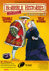 Horrible Histories: The Vile Victorians and The Terrible Tudors