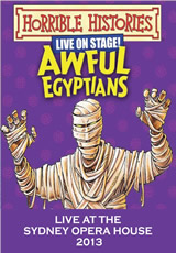 Horrible Histories: Awful Egyptians (Sydney)