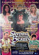Sleeping Beauty, Rhyl Pavilion Theatre