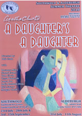 A Daughter's a Daughter by Agatha Christie