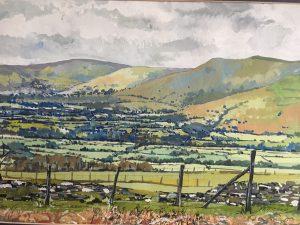 Usk Valley (Gouach)