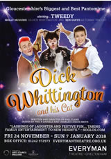 Dick Whitington and His Cat, Everyman Theatre, Cheltenham