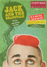 Jack and The Beanstalk, Everyman Theatre Cheltenham - New Box Office Record!