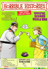 Horrible History of World War One and Two