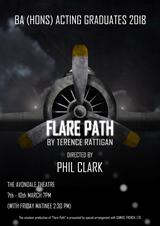 Flare Path, Italia Conti Academy, London
